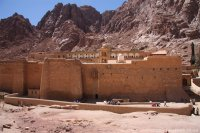 Паломничество в Святую Землю и Синай